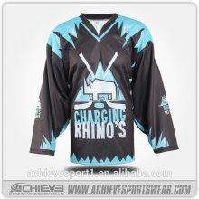 Custom Made Ice Hockey Camisas / Camisas / Wear / Sock