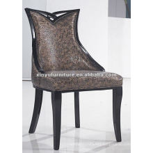 Contemporary leather chairs XYD027
