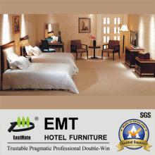 Quarto de quarto de luxo de quarto de luxo com cama de solteiro (EMT-B0901)