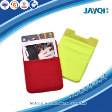 Teléfono móvil tarjeta caso titular de la cartera