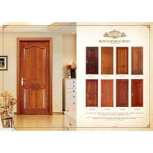 Modern House Design Orifices de portes en porte en bois pour portes d'intérieur