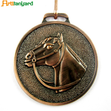 Personalized Logo for Metal Medal