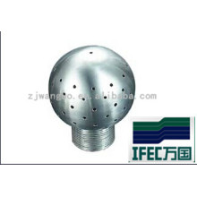 Boule de pulvérisation fixe en acier inoxydable (IFEC-B100001)