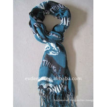 The spring bohemian style rayon scarf