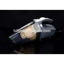 HF-VC03 (106) 12V 100W portátil mojado y seco Cuatro en un coche aspiradora Bomba de aire del coche (certificado CE)
