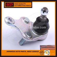 Auto Partie Fabricant Joint à bille inférieur pour TOYOTA RAV4 / COROLLA / PREVIA ACA30 / ZRE152 / ACR50 43330-49095