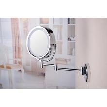 Doppelseitige Vergrößerung Hängende LED-Spiegel