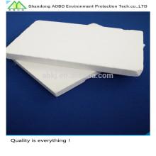 (AL2O3: 72%) Hochreine Vakuum-geformte Aluminiumoxidfaser