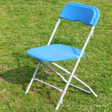 Qualidade superior barato dobrável cadeira de plástico por atacado