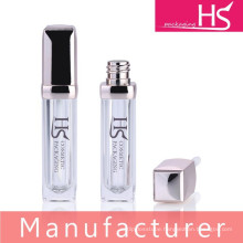cosmetic empty luxury lip gloss tube