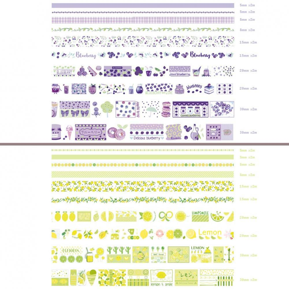 Washi Tape Set 2