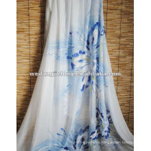 printed 100% polyester textile for quilt