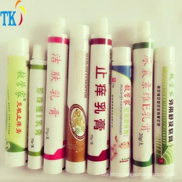 Toothpaste Tubes Compound Laminated Tubes Aluminum plastic compound tube