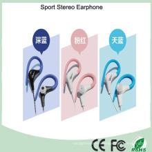 Multi- Color 3.5mm Stereo Mobile Phone Sport Earphone Headset (K-968)
