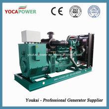150kVA Yuchai motor diesel planta generadora de energía eléctrica