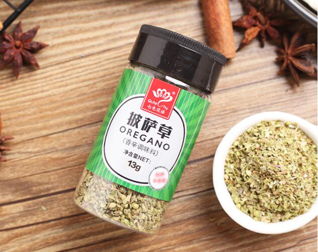 Oregano Herbs Seasoning