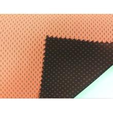 Polyester avant et arrière 2 mailles de couleurs