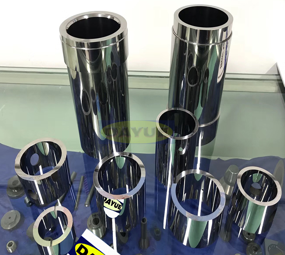 Cemented carbide pump plungers restriction valve stem machining Manufacturers and china suppliers