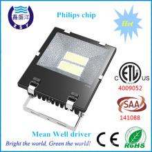 ETL SAA Одобренный наружный свет потока водить IP65 150W ETL Прожектор СИД