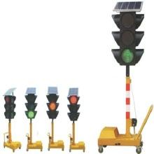 12V Солнечная энергия Сигнальная лампа Солнечный светофор