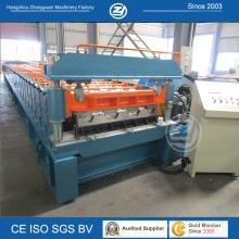 High Standard Steel Profile Floor Deck Roll Forming Machine
