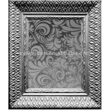 Applique Distressed Christmas Ligneous Photo Decoration Wood Frames