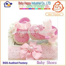 Zapatos baratos de shenzhen del precio bajo del artículo del bebé