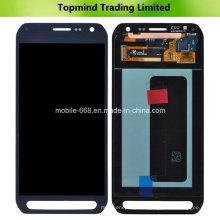 Pantalla táctil digitalizador LCD azul para Samsung Galaxy S6 Active G890A