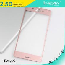 HD закаленное стекло-экран протектор закаленное стекло без пузырей для Sony Xperia xz