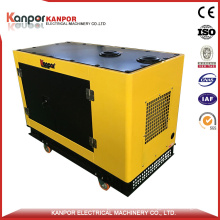 10kw 12.5kVA Portable Diesel Generator Set with Controller Module