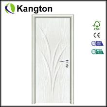 Porta interior em PVC Porta em MDF em PVC (porta em PVC)