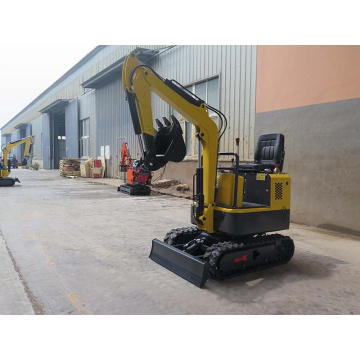 Mini escavatore HX08 dell'escavatore di Shandong 0.8Ton