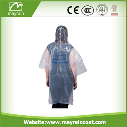 Cheapest Promotional Poncho