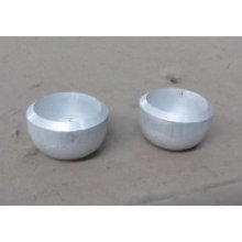 JIS B2311 / B2312 / B2313 304 tampa de tubo de aço inoxidável