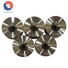 China Professional suppliers aluminium alloy wire drawing die