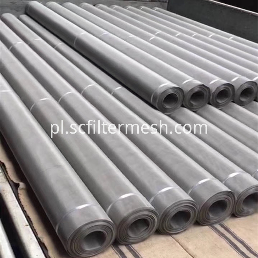 Stainless Steel Mesh Rolls
