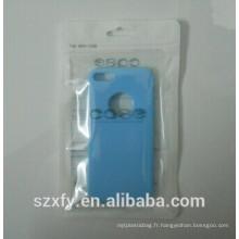 Housse d'étuis Housse d'emballage pour iPhone 4 4s 5s