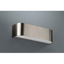 Modern High Quality Stainless Steel Body Bedside Wall Lamp