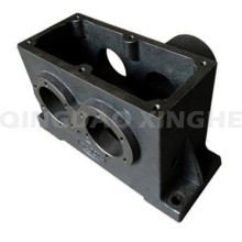 Customized Gear Boxes Steering Motor 500 with Powder Coatin