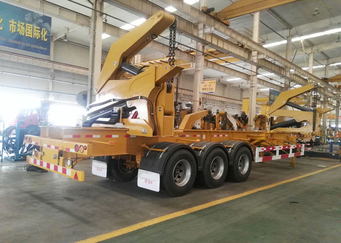 37 Tons Container Side Loader