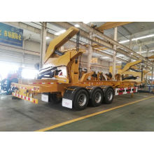 Side Lifter Container Side Loader Trailer