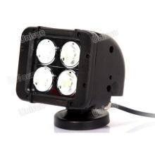 Barra de luces LED todoterreno de doble fila impermeable 12V / 24V 40W