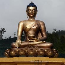 высокое качество бронзовая женская статуя Будды