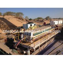 PLC Control Automatic PP membrane filtre presse