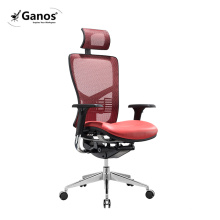 New model comfortable high back mesh chair office chair executive chair leather seat