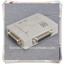 Блок переключателей параллельного принтера DB-25
