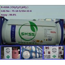 Substance frigorigène r410A à 99,9% de remplacement pour le r22