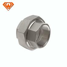 Raccords de tuyauterie en acier inoxydable Pex bon marché fabriqués en usine