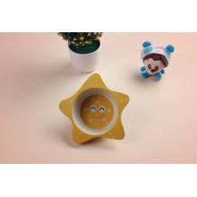 (BC-BP1005) Горячее надувательство Bamboo Fiber посуда Baby Bowl