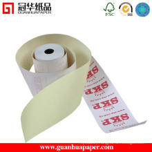 Fsc 3-Ply Pre-Printed Carbonless Paper Made of Copy Paper